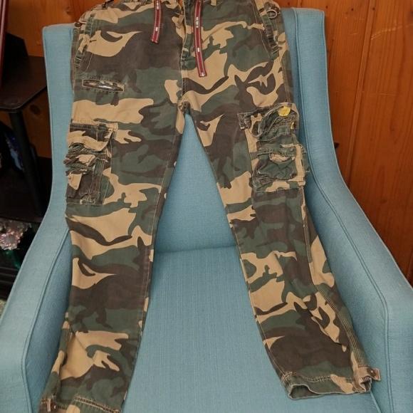62947932bb decibel Other - Decibel army fatigue pants
